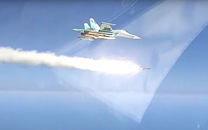 Су 24 выпустил ракету под Челябинском