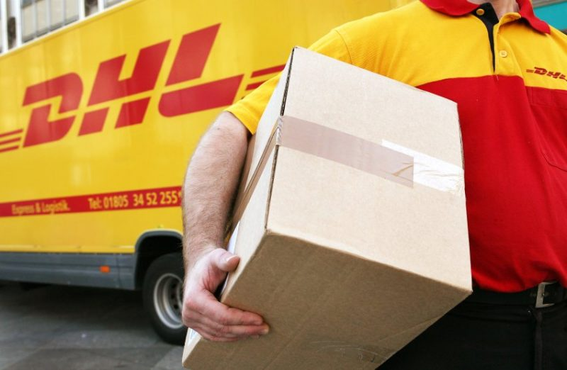 Доставка тяжелых посылок