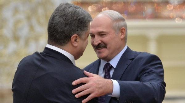 Порошенко встретится с Лукашенко