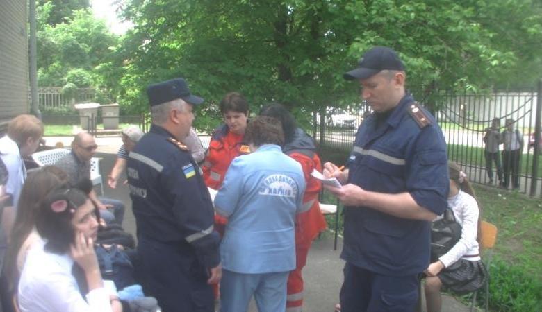 Скандал в харьковской школе