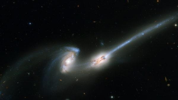 исследования далеких галактик