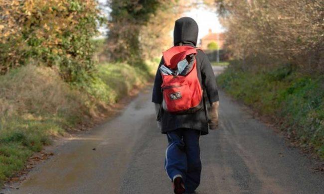 В Киеве разыскивают мальчика