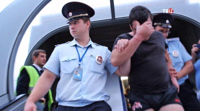 заместитель прокурора пытался удрать из России