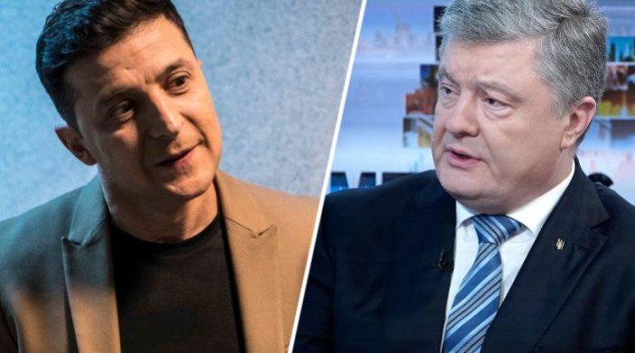 Петр Порошенко раскритиковал намерение победителя президентских выборов