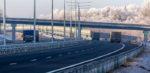 На участке скоростной трассы М-11 от Москвы до Солнечногорска повысились тарифы
