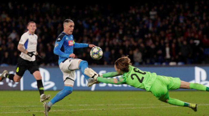 Бельгийский вратарь установил рекорд ЛЧ