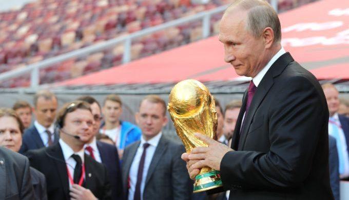 подкуп ФИФА Россией