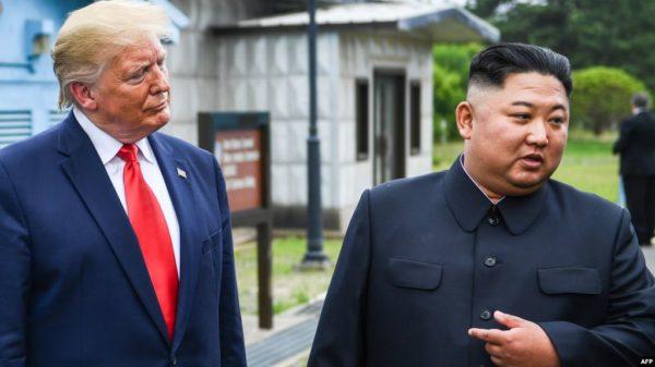 Ким Ен Чол назвал президента США Дональда Трампа «нетерпеливым стариком