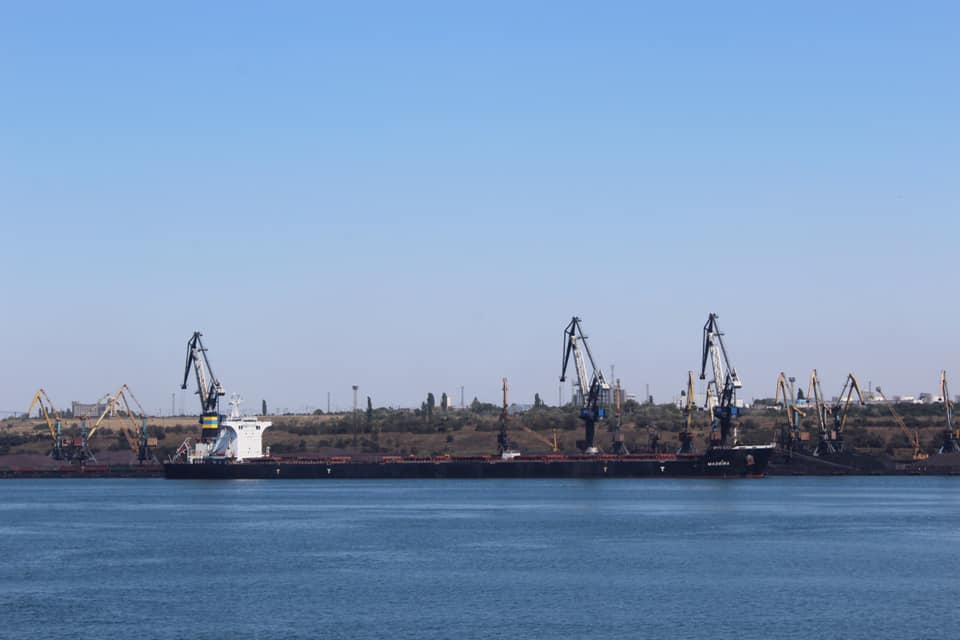 Порт Пивденный