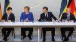 Зеленский назвал минские соглашения поражением Украины