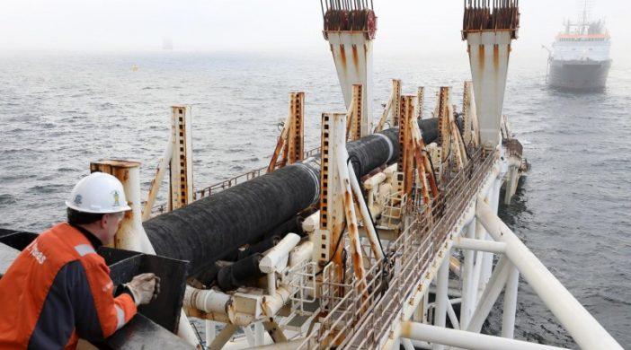 российской газопровод «Северный поток 2» не будет достроен