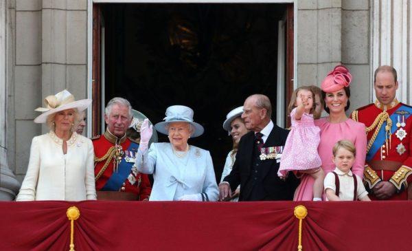 Недвижимость королевской семьи
