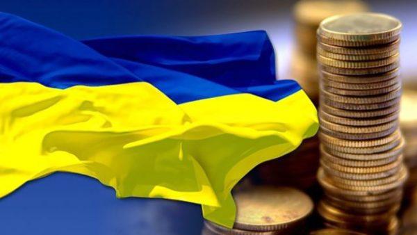 падение экономики Украины