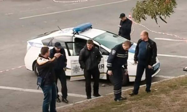 в Киеве прохожие обнаружили без сознания сотрудницу посольства США