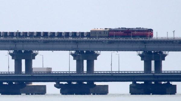 санкции против шести компаний, участвовавших в строительстве Крымского моста