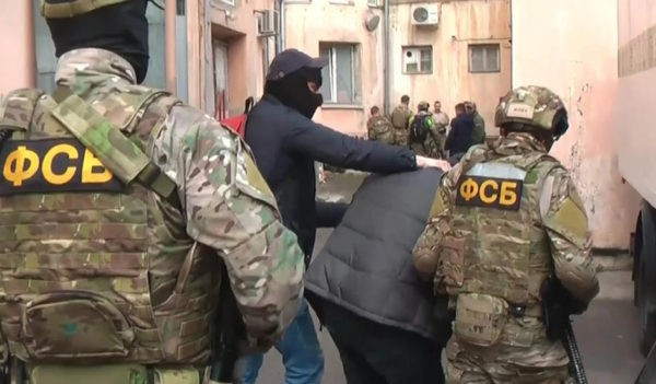 задержан ученый Александр Луканин