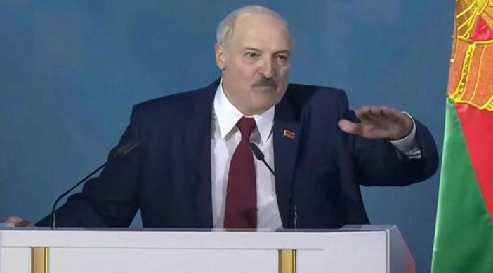 Украина не признает Александра Лукашенко легитимным президентом