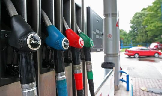 стоимость бензина и дизтоплива