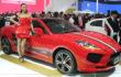 Китайский гибридный спорткар перенял черты Audi R8 и Ferrari